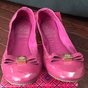 Tory  Burch size 5.5 . Worn couple of times.